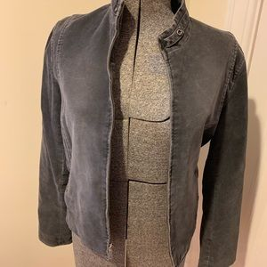 Armani Exchange jacket in grey color size S